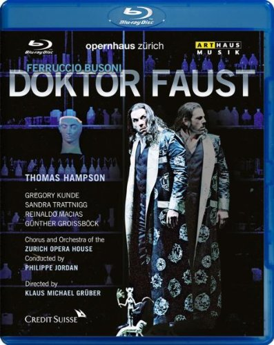 Thomas Hampson as Doktor Faust